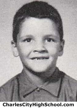 Randy Caldwell yearbook picture