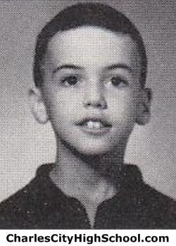 Harry Preine yearbook picture