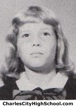 Cathy Bryant yearbook picture
