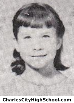 Brenda Guinn yearbook picture