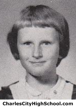 Brenda Peterson yearbook picture