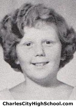 Martha Duke yearbook picture