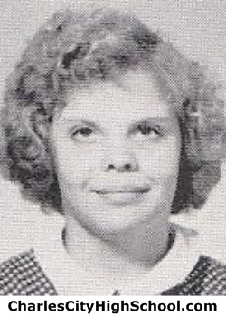 Juanita Jackson yearbook picture