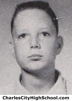 Tim Berry yearbook picture
