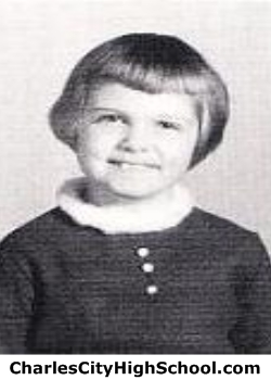 Kathy Levy yearbook picture