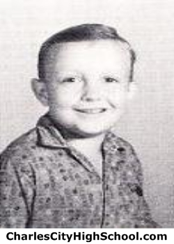 Don Shepard yearbook picture