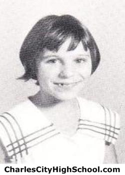 Robin Stewart yearbook picture