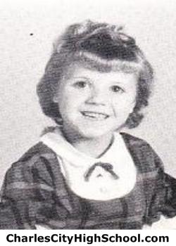 Judy Whitehurst yearbook picture