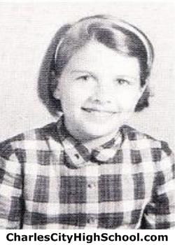 Debbie Fuss yearbook picture