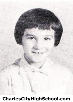 Debra Marable yearbook picture