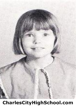 Debbie May yearbook picture