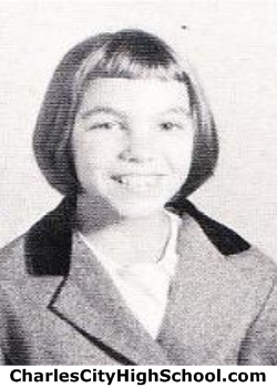 Nancy Stewart yearbook picture
