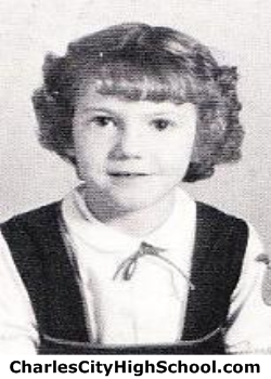 Sue Testerman yearbook picture