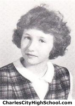 Lorna Allanson yearbook picture