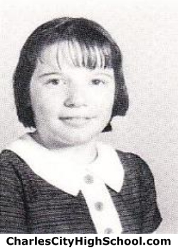 Nancy May yearbook picture