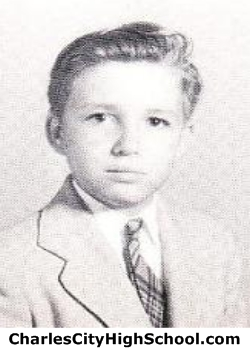 Nelson Smith yearbook picture