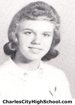 Doris A. Clark yearbook picture
