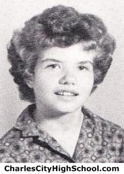 Bonnie Nantz yearbook picture