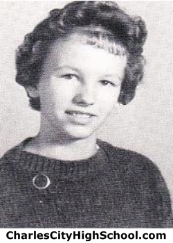 Joan L. Avery yearbook picture