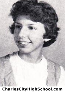 Marilyn Payne yearbook picture