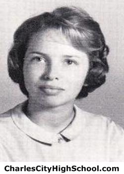 Karen Gunderson yearbook picture