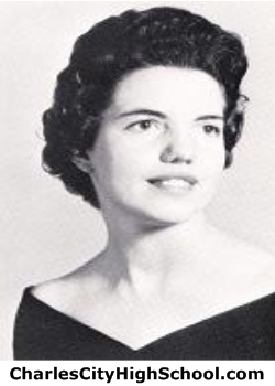 Donna J. Nantz yearbook picture