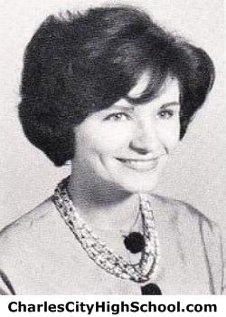 Harriet Galbraith yearbook picture