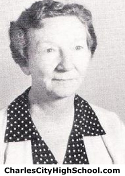Marguerite Richardson yearbook picture
