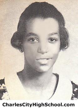 C. Bradby yearbook picture