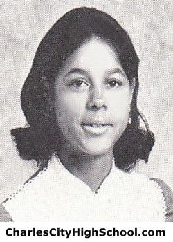 S. Charity yearbook picture