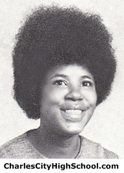 D. Crawley yearbook picture