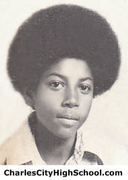 W. Crawley yearbook picture