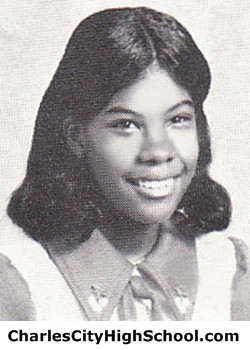 R. Crump yearbook picture