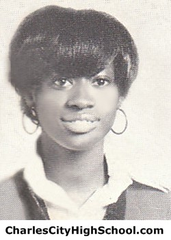 B. Gordon yearbook picture