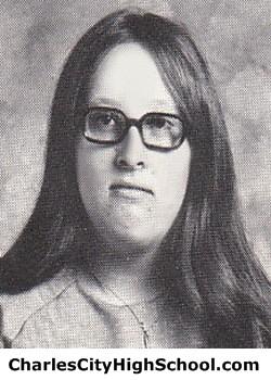 C. Haynes yearbook picture