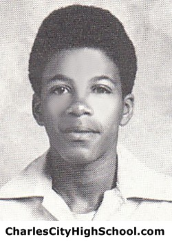 R. Jefferson yearbook picture