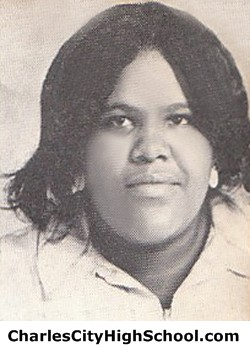 B. Jones yearbook picture