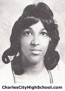 R. Jones yearbook picture
