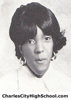 G. Richards yearbook picture