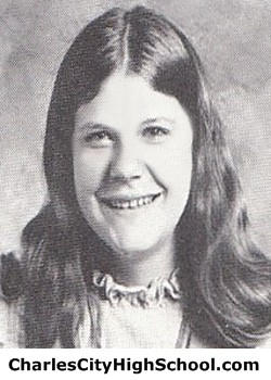 C. Rudisill yearbook picture