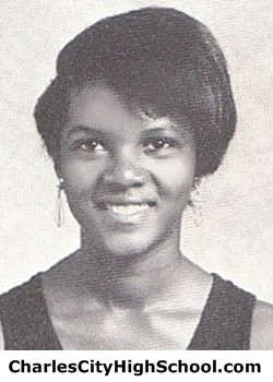 V. Smith yearbook picture