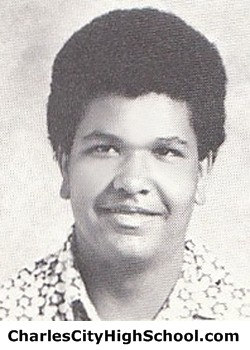 R. Williams yearbook picture