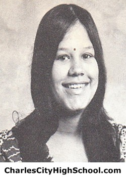 Marilyn Adkins Yearbook Picture