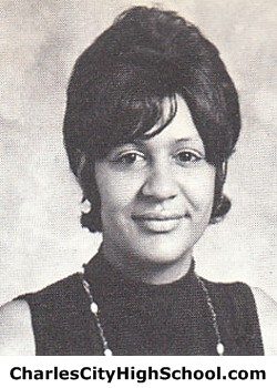 Rita Adkins Yearbook Picture