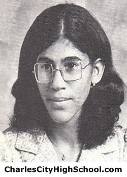 Veralyn Adkins Yearbook Picture