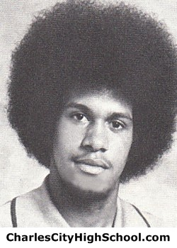 Glenn Banks Yearbook Picture
