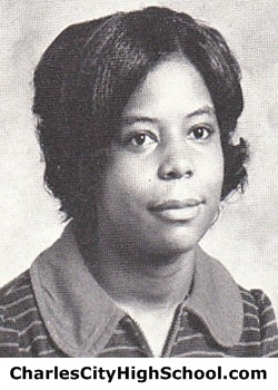 Connie Brown Yearbook Picture