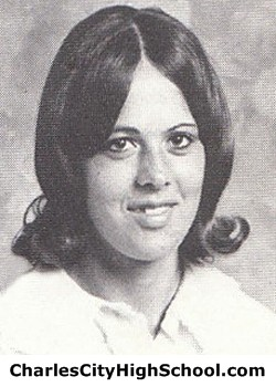 Brenda Corrick Yearbook Picture