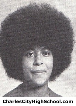 Paulette Cotman Yearbook Picture