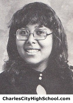 Gail Dickerson Yearbook Picture